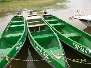 лодка моторная будара