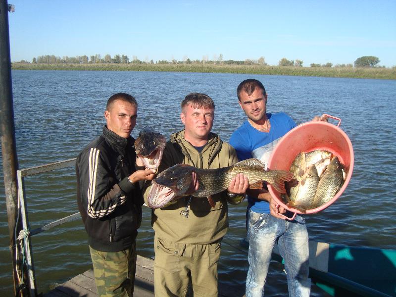 Новое в рыбалке по ставропольскому краю